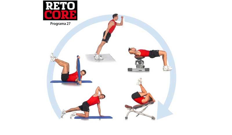 Reto Core programa 27