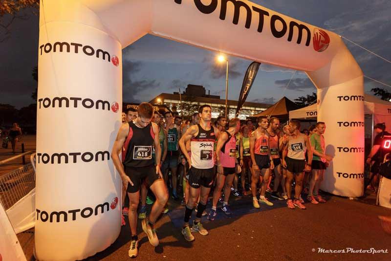 ¡La noche es para los runners! Vuelven las TomTom Running Series