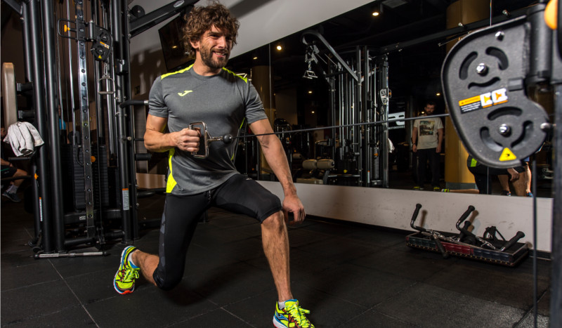 Entrenar después de los 40: 6 ejercicios claves