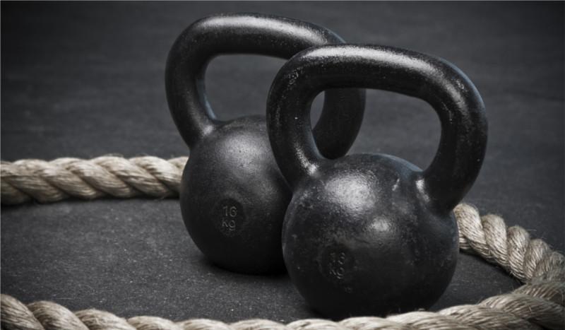 Circuito Kettlebell : Circuitos para entrenar con kettlebell sportlife