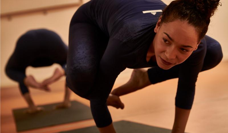 Yo hago yoga con Montse Pla