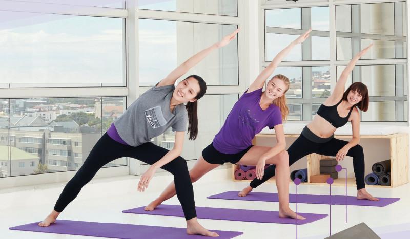 Equípate con Domyos para tu clase de yoga
