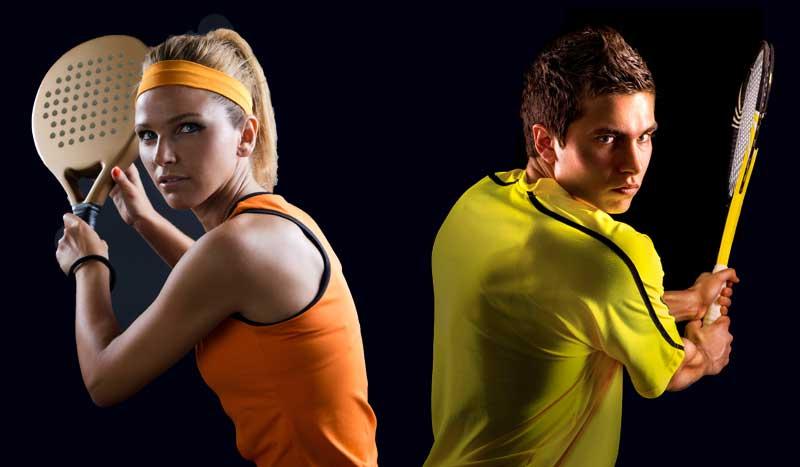 Pádel o tenis, ¿con cuál te quedas?