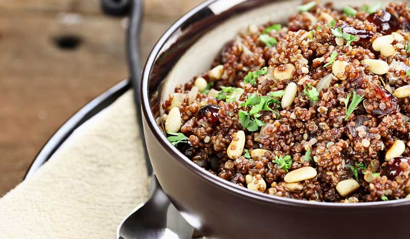 ¿Por qué está tan de moda la quinoa?