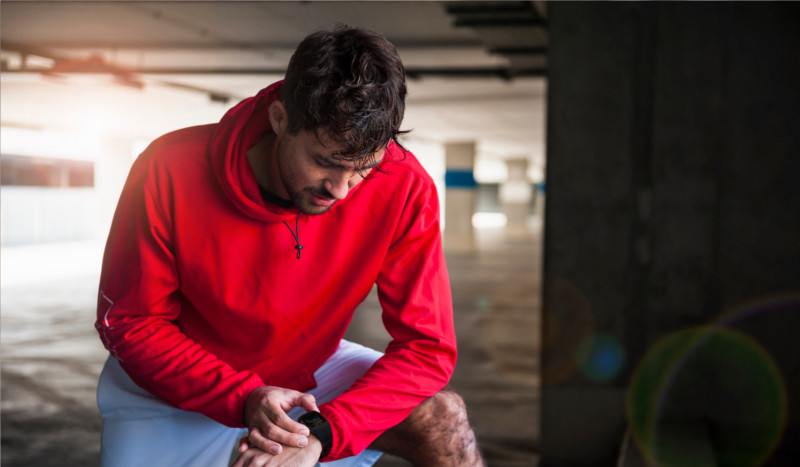 Entrenar con pulsómetro: las zonas de entrenamiento