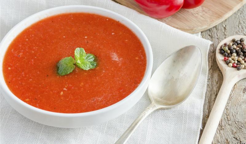 Gazpacho, el alimento perfecto para el verano