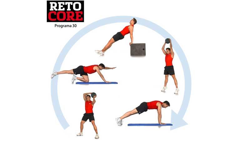Reto Core programa 30