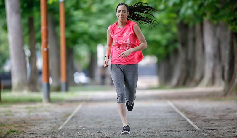 Correr para dejar atrás el cáncer