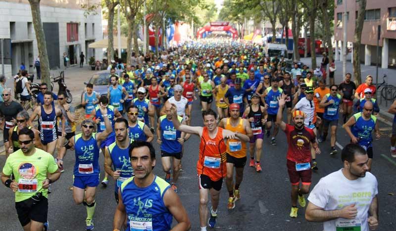 """Carrera de la """"Vila Olímpica"""""""