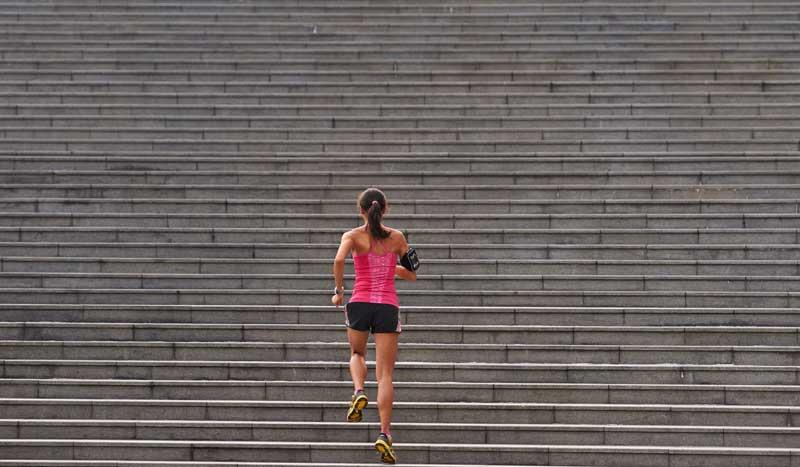 De cero a corredor: más es menos
