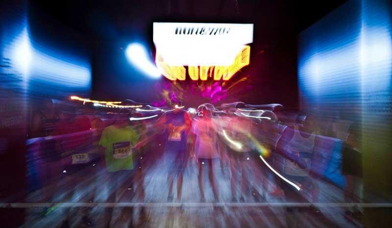 La Carrera de las Luces: ¡Los kilómetros más luminosos!