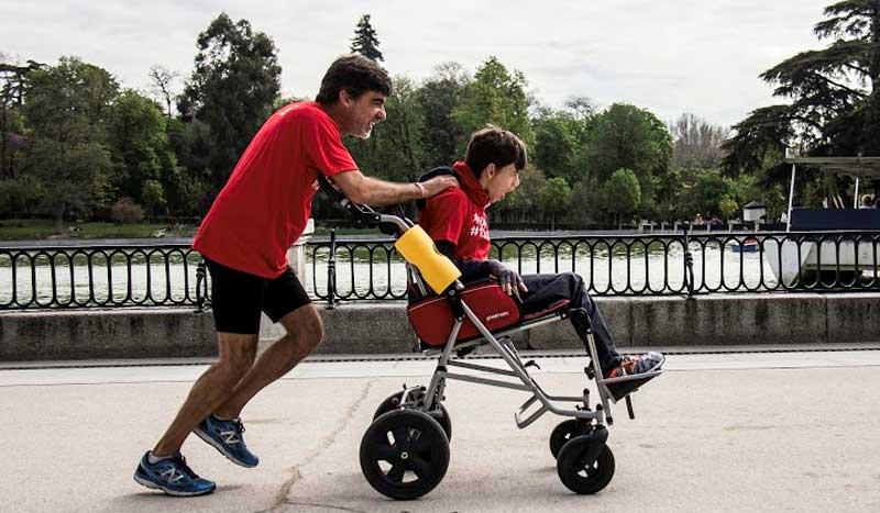 El Maratón de Nueva York, próximo reto de José Manuel y Pablo Roas