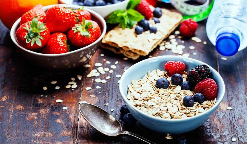 Dudas sobre alimentación deportiva: come bien, vive más y mejor
