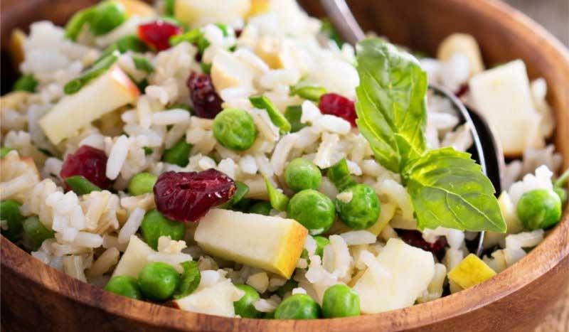 Recetas para deportistas en verano: ¡ensaladas, verduras y sabor!