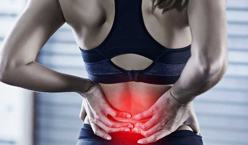 En caso de lumbalgia, ¿qué ejercicios me benefician?