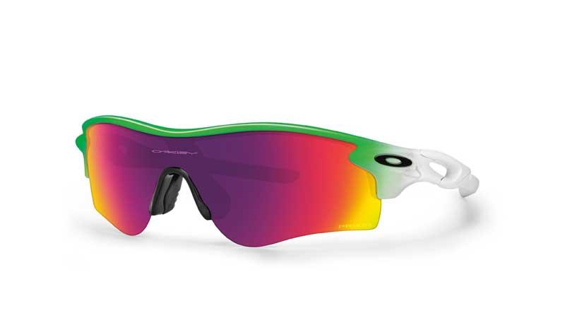 Las Oakley olímpicas: colección Green Fade