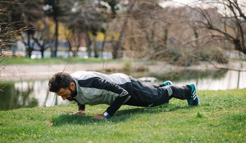 Ejercicios de fuerza para corredores