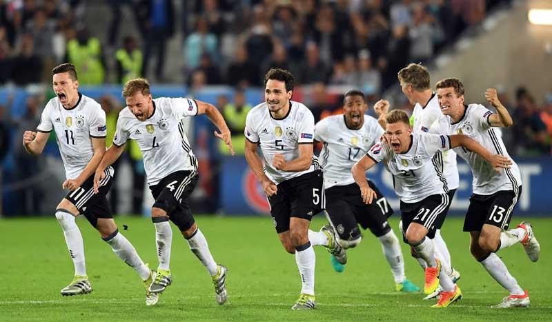 El yoga, el secreto de la selección alemana de fútbol
