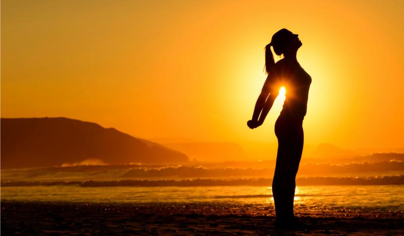 Un curso intensivo de Yoga en la India