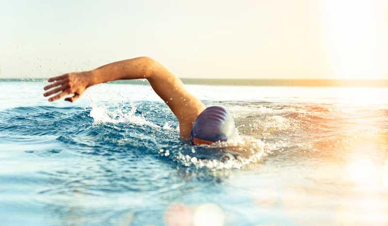 5 claves para nadar en aguas abiertas