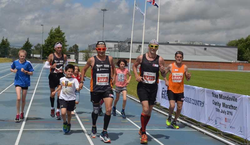 """La """"vuelta al Mundo"""" contada en maratones"""