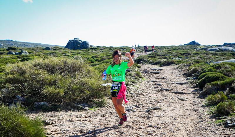 Vuelve la Montaña Solidaria del circuito Races Trail Running