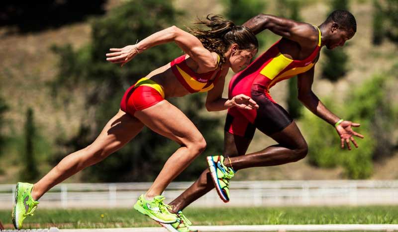 Los atletas se visten para Río