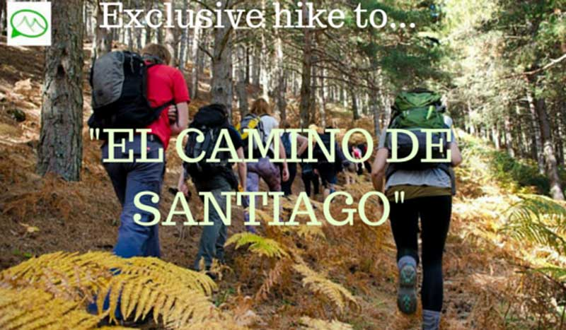 ¡De aventura al mítico Camino de Santiago con Hiking in Madrid Club!