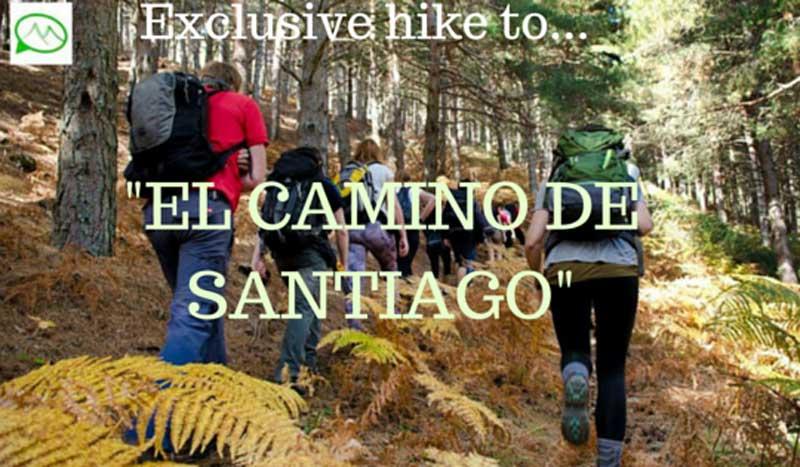 ¡De aventura al mítico Camino de Santiago con Hiking in Madrid Club!