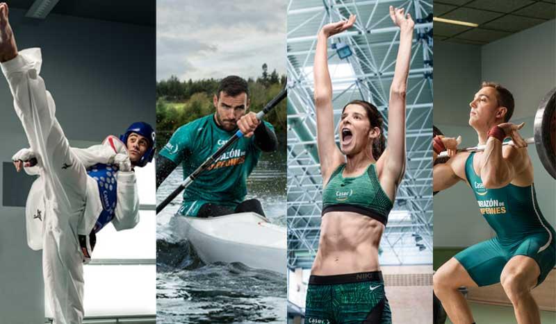 Los trucos de nuestros olímpicos para Río 2016
