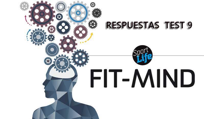 Fit-Mind: respuestas noveno test