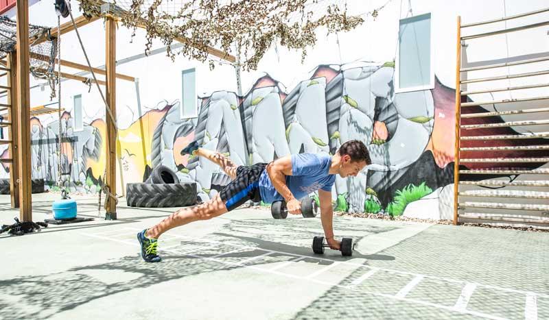 Entrenamiento de fuerza para deportes de equipo