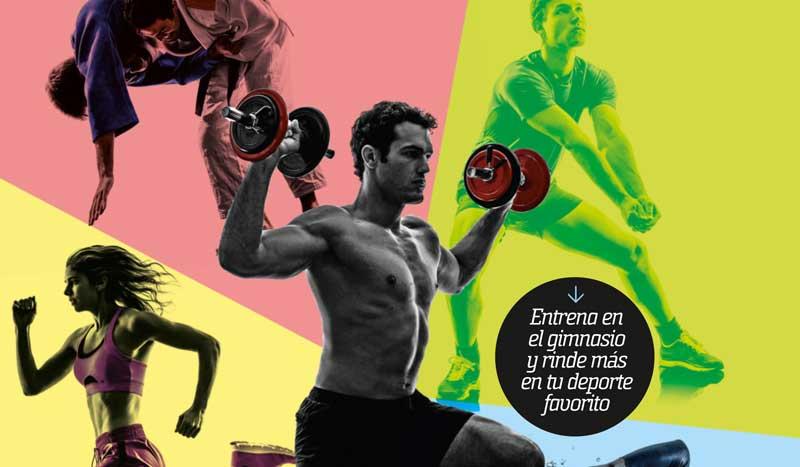 ¡A cada deporte su fuerza! Entrenamiento de fuerza específico para tu deporte