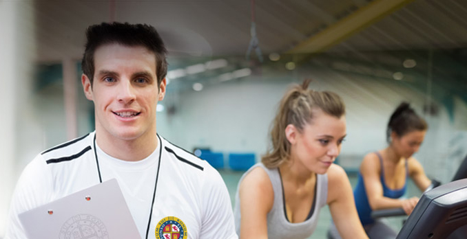 Máster en Fitness y Entrenamiento Personal por la Universidad Alfonso X el Sabio