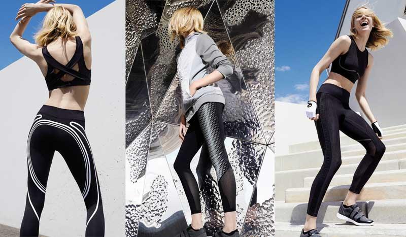 """""""Digital Future"""", lo nueva colección de ropa de fitness de Oysho"""