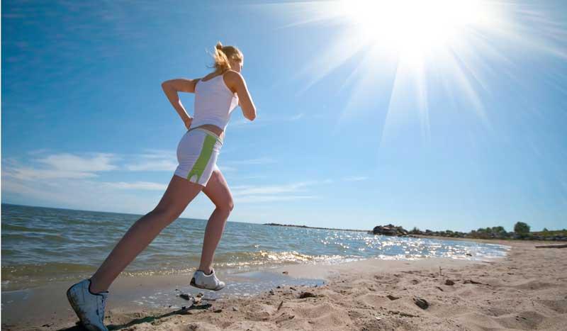 Lo que le pasa a tu cuerpo cuando sufre un golpe de calor