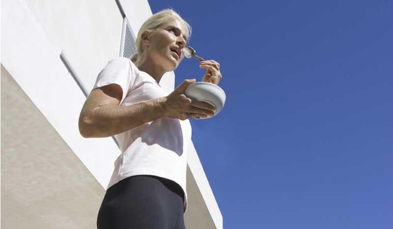 Alimentos para correr más rápido