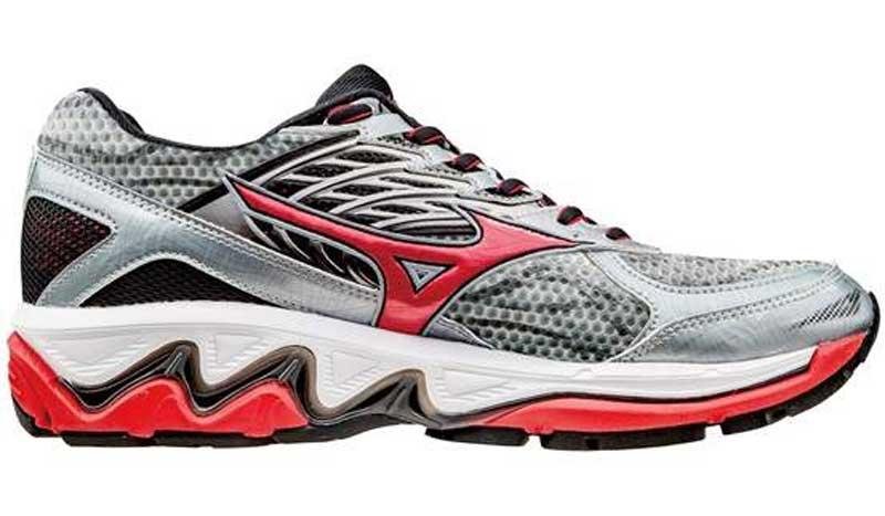 Mizuno Paradox: la zapatilla que protege a los corredores más pesados