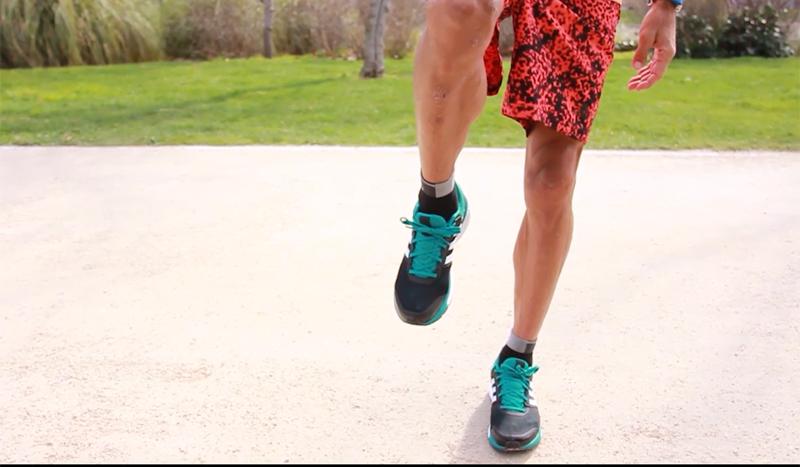 Ejercicios de fortalecimiento para los pies del corredor