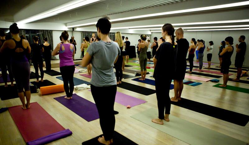 No te pierdas el curso de formación de YogaOne en Madrid