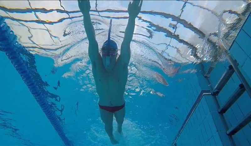 Piernas de crol, ¡aprende a perfeccionar tu técnica de natación!