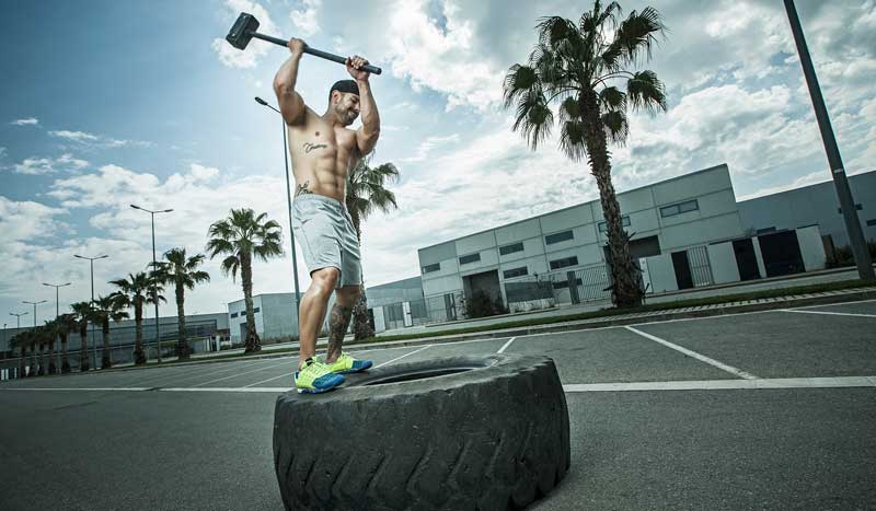 ¡Dale fuerte a las calorías! Entrenamiento quemacalorías
