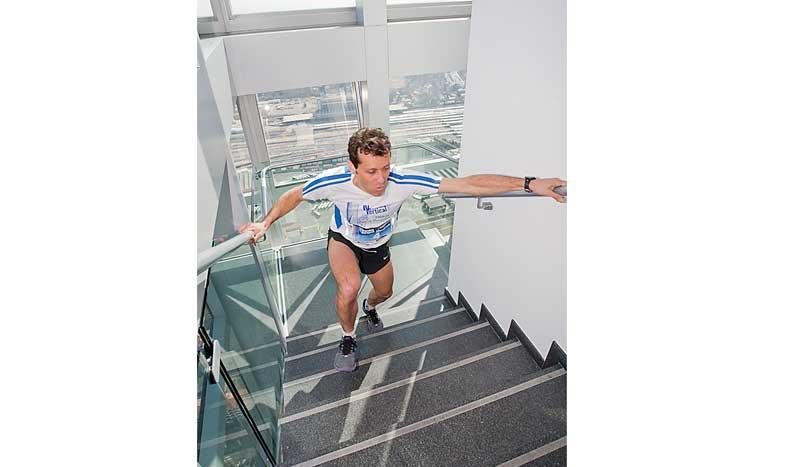 Abiertas las inscripciones para la carrera vertical Torre Espacio de Madrid