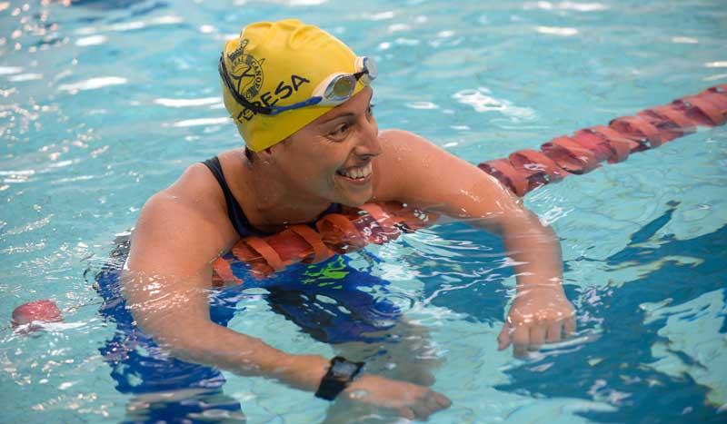 """Teresa Perales: """"la reina del olimpo español"""""""