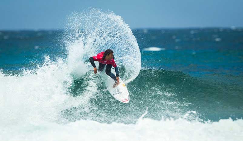 Surf: cabalgando las olas