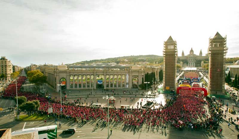 Ya están abiertas las inscripciones para la Carrera de la Mujer en Barcelona y Zaragoza