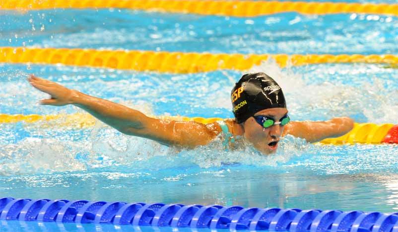 Más medallas para los deportistas españoles en los Juegos Paralímpicos de Río