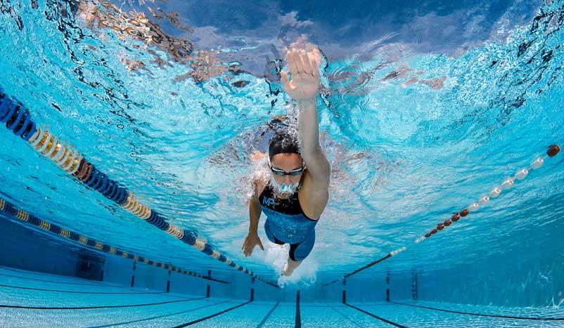 Aprende a entrenar como Michael Phelps