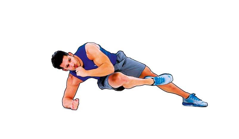 El circuito de ejercicios para volver a la forma tras las vacaciones