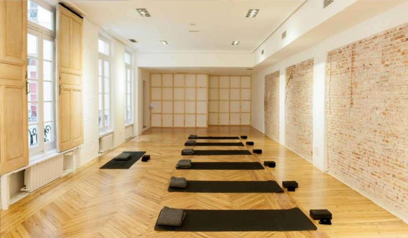 Curso de PowerYoga en Zentro Urban Yoga Madrid